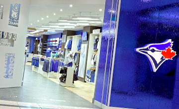 Jays Shop Eaton Centre