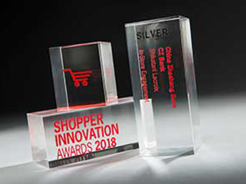 "SLD荣获""购物体验创新奖 (Shopper Innovation Awards)"""
