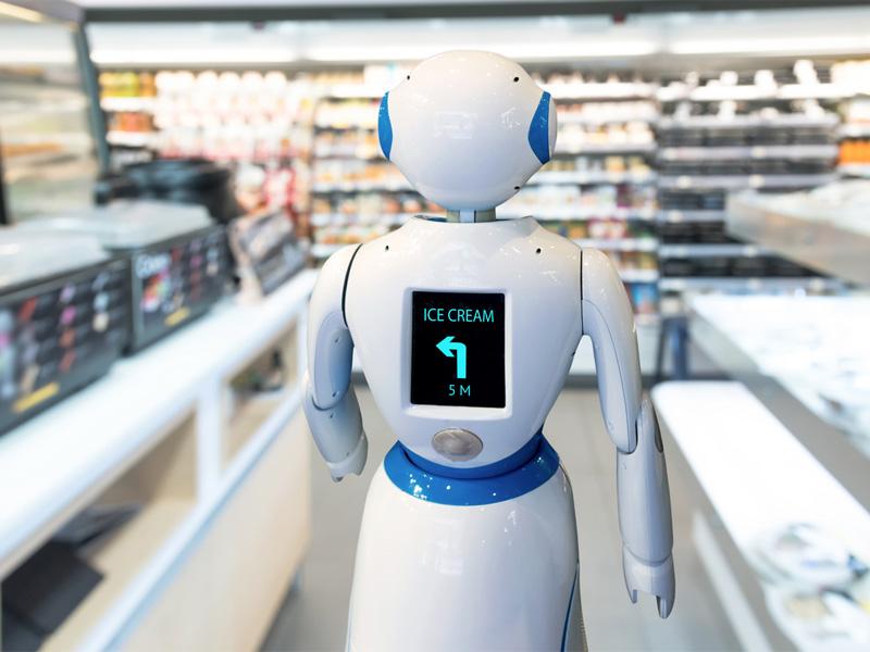 """人工智能时代,零售行业""""人""""的角色定位"""