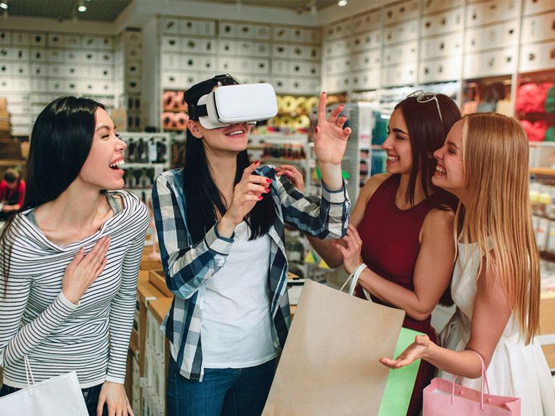 VR/AR在未来零售行业的技术应用