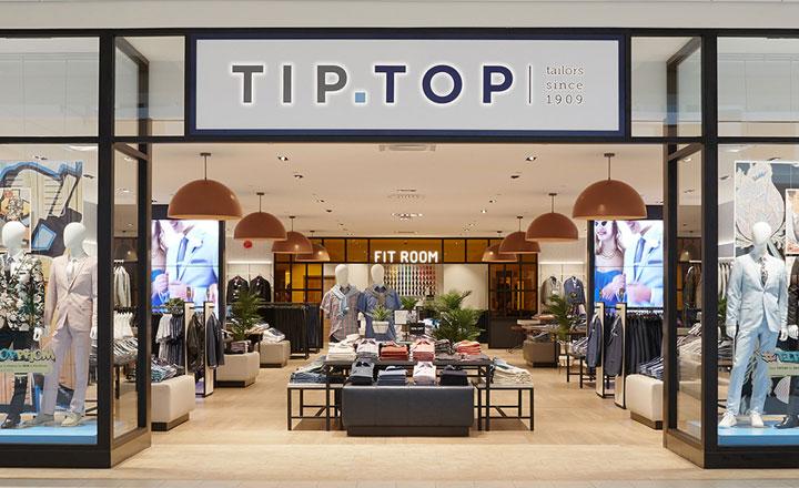 Tip Top 品牌定义重塑