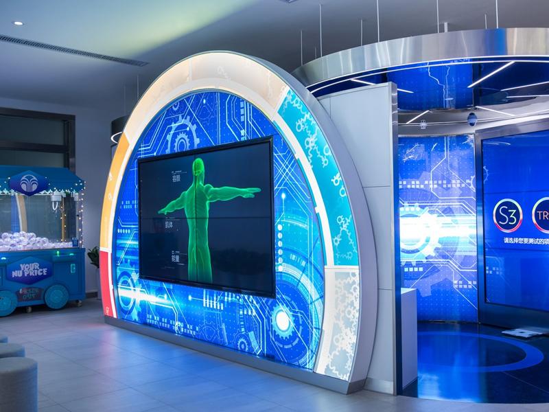美国DSC数字体验协会获奖作品报道:如新Nu Xtore未来零售体验