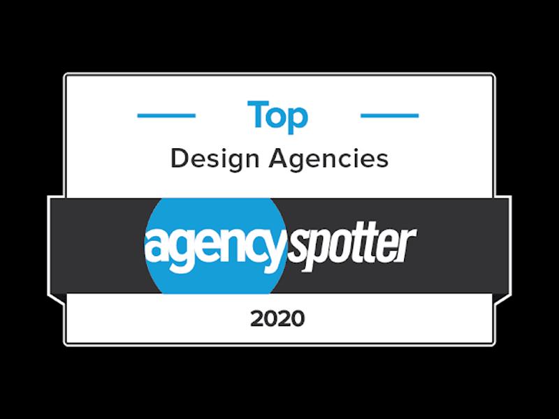 "SLD荣膺""TOP30:全球最佳设计机构""排行榜第3名"