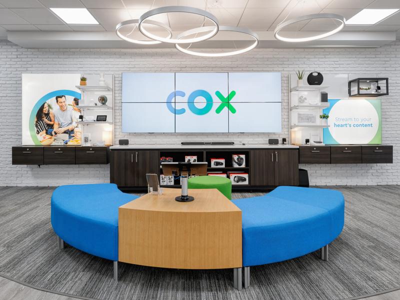 自由随性 居家体验——Cox零售体验设计案例分享