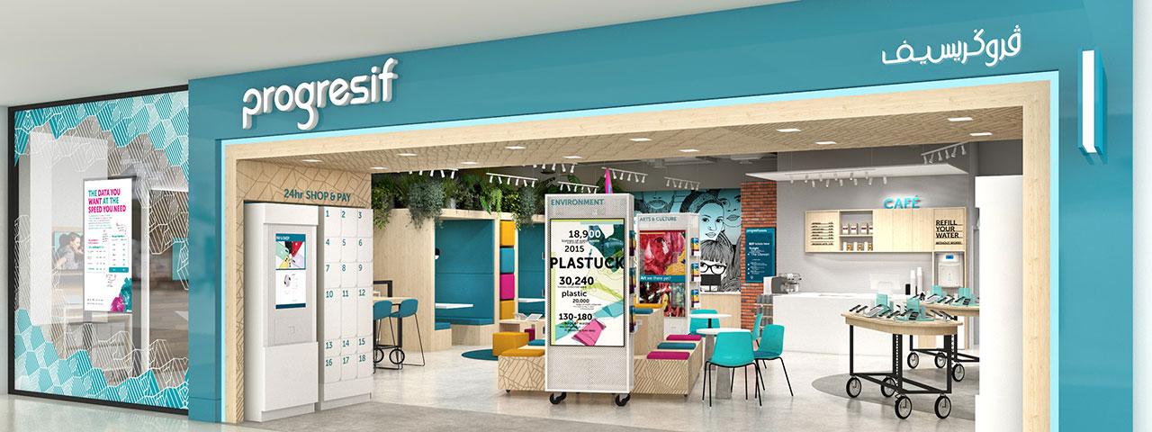 以顾客为中心的体验创新——Progresif旗舰体验店开业