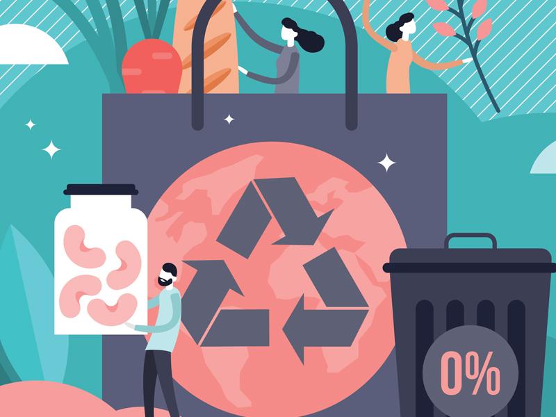 我们一起保护环境—可持续发展是品牌的未来